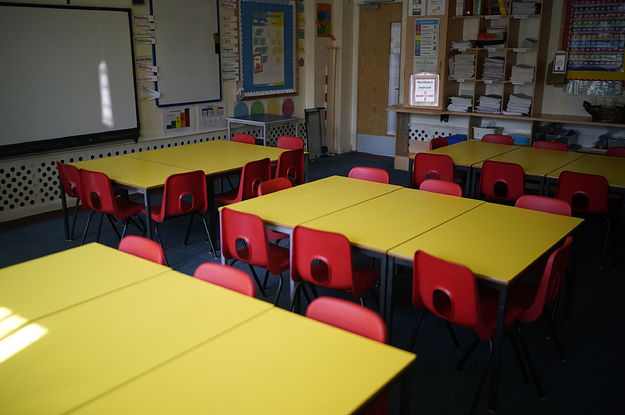 Headteachers Say The Government's Plan To Get All Primary School Pupils Back Before Summer Is Virtually Impossible