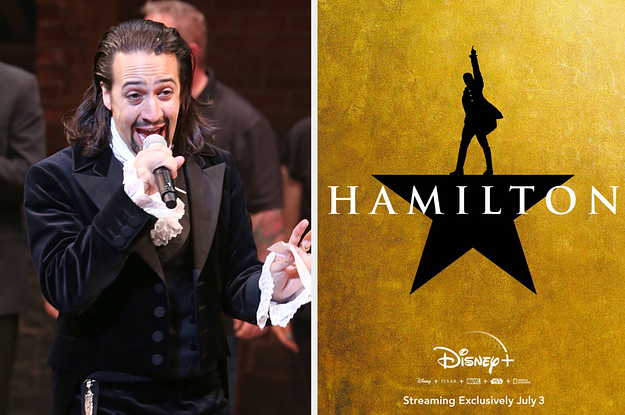 hamilton disney plus - photo #25