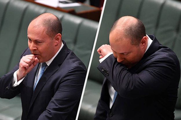 This Politician Coughed So Much During A Speech That He's Now In Self-Isolation Waiting For A COVID-19 Test Result