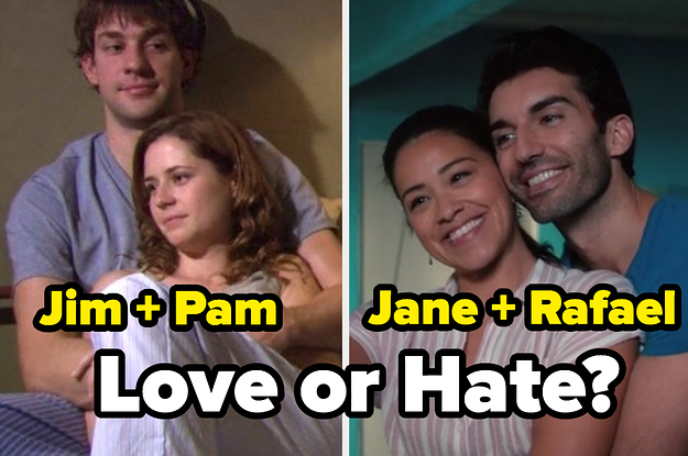 Why Did You Love Or Hate These TV Couples?