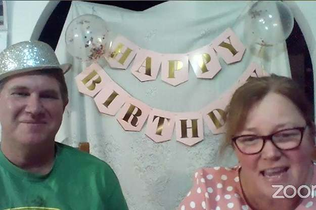 A Girl Held In Detention On A Remote Island Celebrated Her 5th Birthday On Zoom