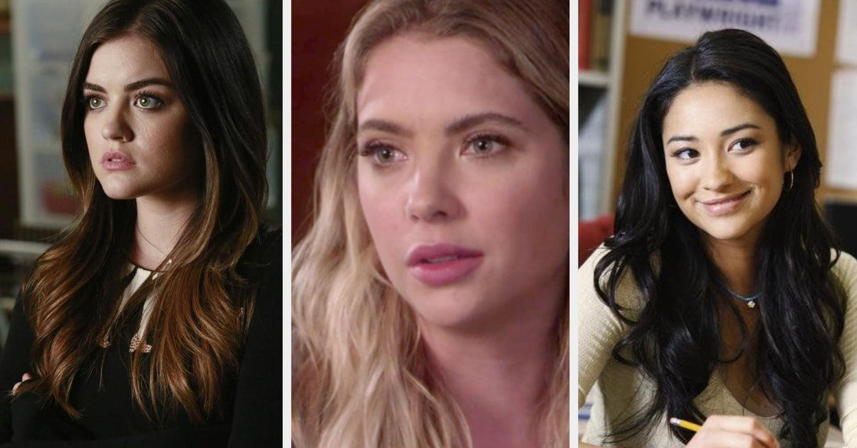 """Go On A Shopping Spree And We'll Reveal Which """"Pretty Little Liars"""" Character You Are"""