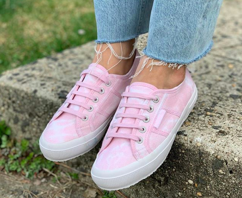 Superga Sneaks Are 40% Off Right Now