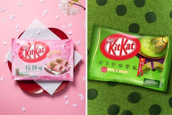 If You Were A Japanese Kit Kat Flavor, Which One Would You Be?