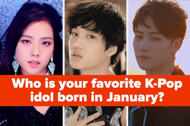 Quiz Do You Know The Ages Of All Of These K Pop Idols