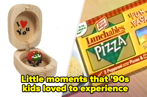 35 Childhood Moments That Were Wonderful Small Victories To Anyone Born Before 1999