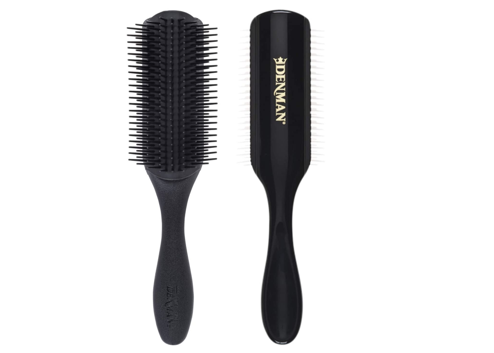 Dennma brush back and front