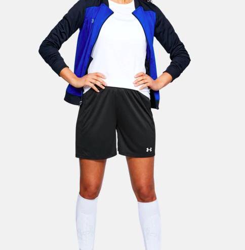 Training shorts in black