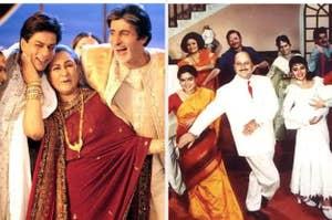 Bollywood family