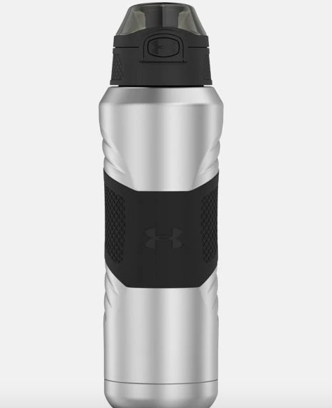 Under Armour stainless steel water bottle