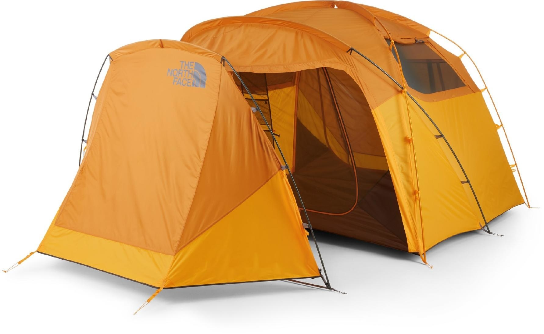 The North Face Wawona 6 Tent set up