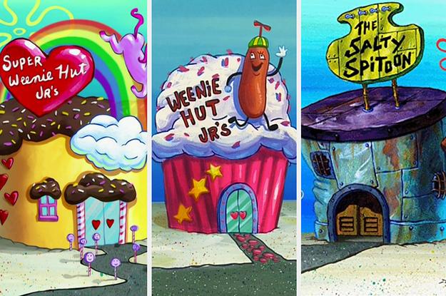 Do You Belong At The Salty Spitoon, Weenie Hut Jr's, Or Super Weenie Hut Junior's?