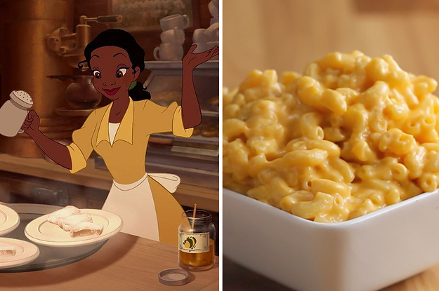 Pick Your Favorite Disney Songs And We'll Tell You An Easy Dish To Make