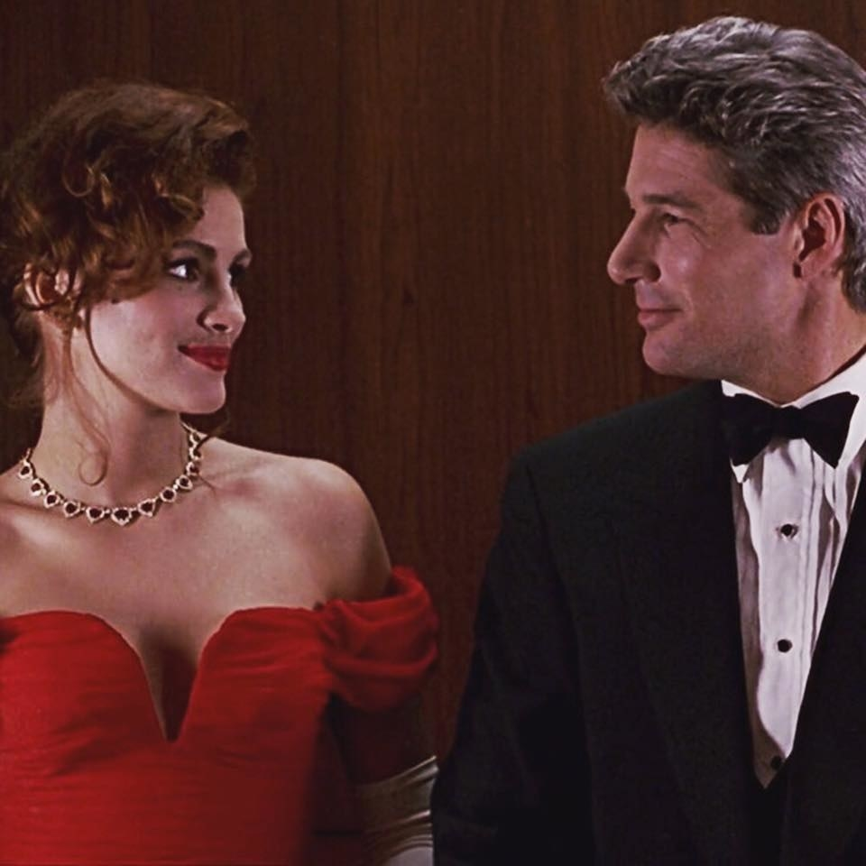 Edward and Vivian