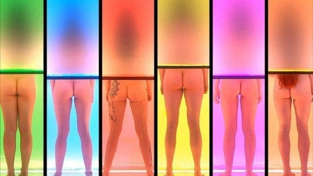Show naked quiz Uncensored: The