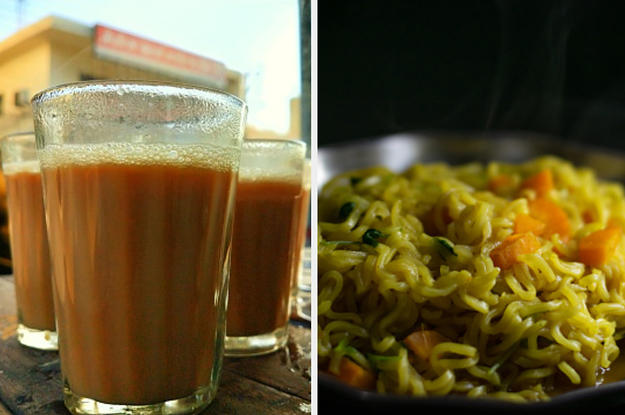 If You Were An Indian Comfort Food, Which One Would You Be?