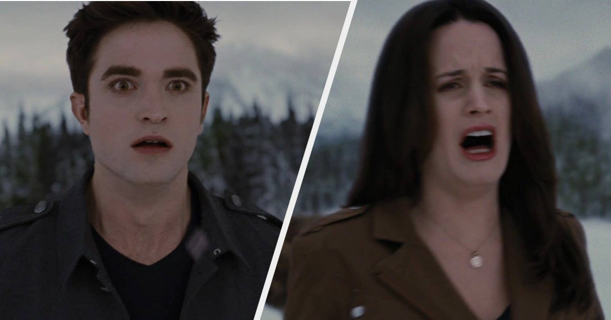 "For Anyone Who Is Still Not Over The ""Twilight: Breaking Dawn — Part 2"" Plot Twist thumbnail"