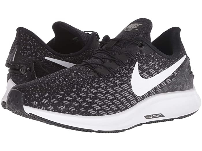 Nike FlyEase Air Zoom Pegasus 35 in black