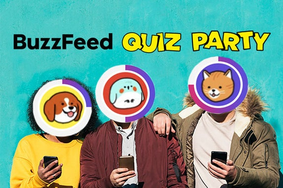 You Can Now Take BuzzFeed Quizzes In Real Time With Your Friends — You're Welcome