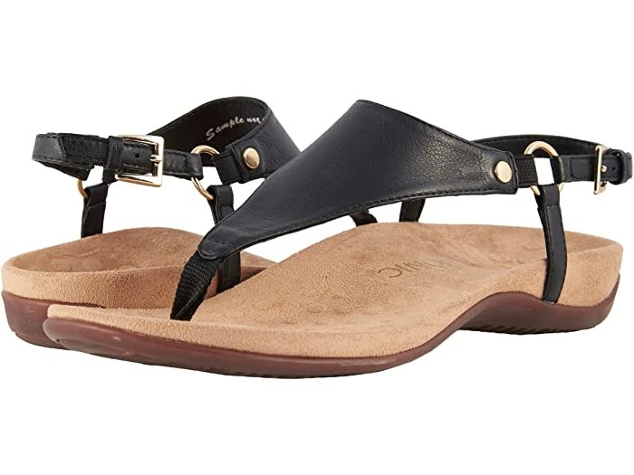Vionic Kirra sandal in black