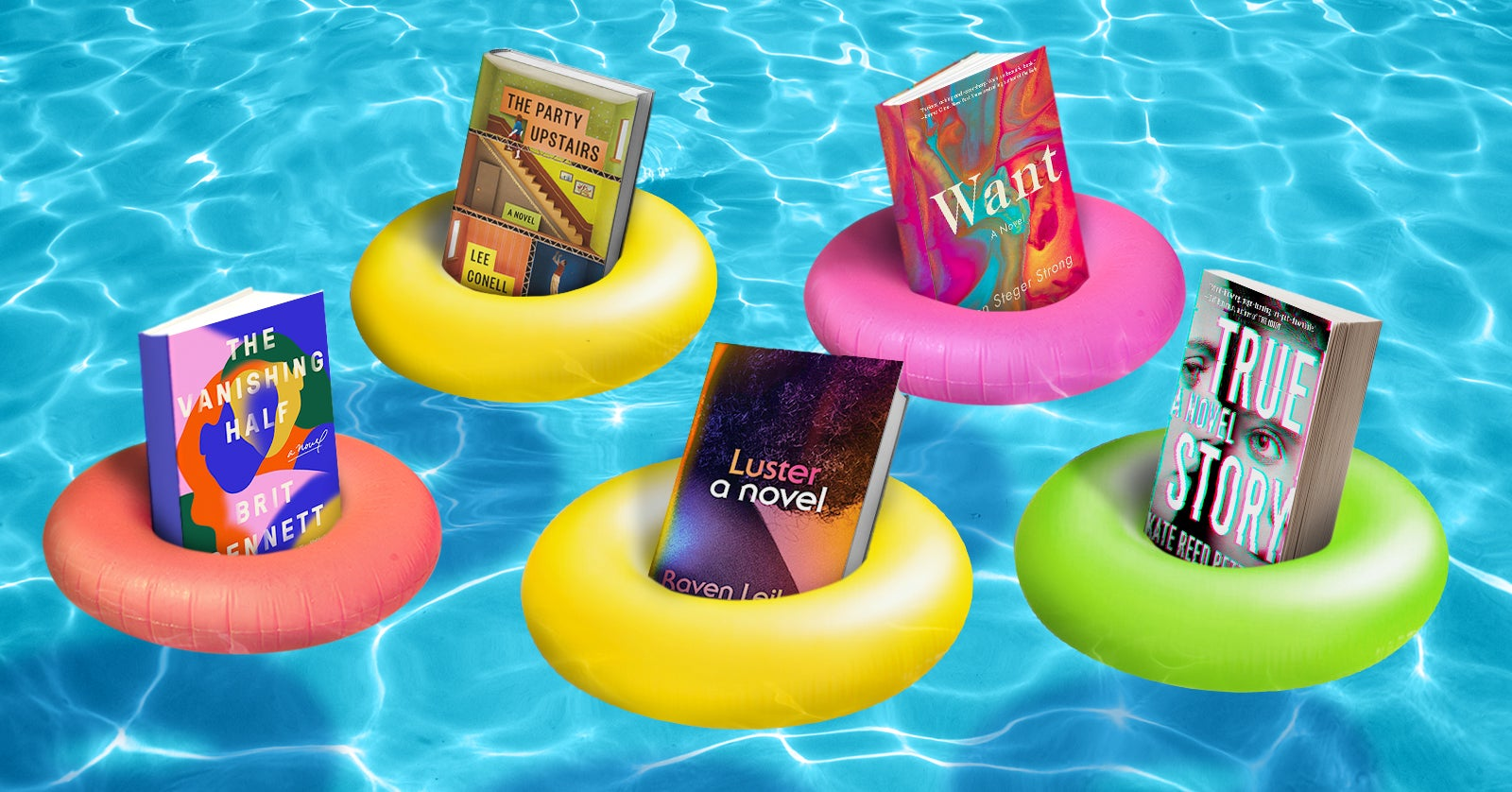 29 New Summer Books To Get Excited About