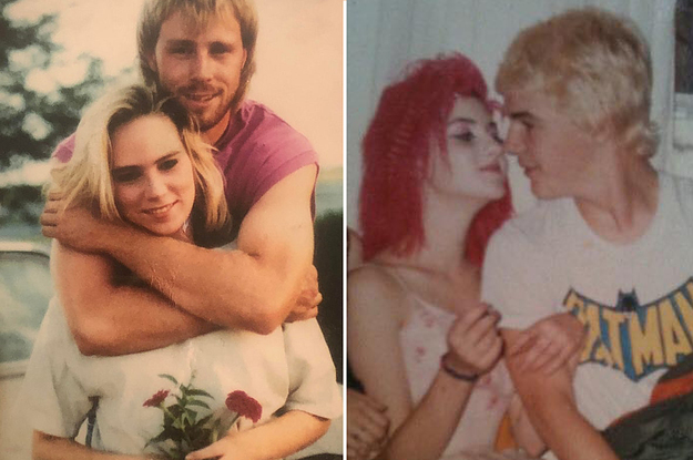 Show Us Old Pictures Of Your High School Sweetheart Parents