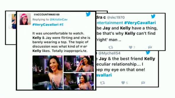 Speculation from fans of Kristin Cavallari that Jay Cutler and Kelly Henderson were having an affair