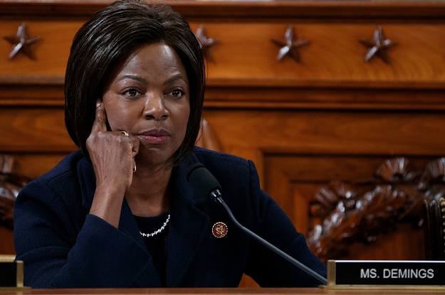 """Val Demings Is On Joe Biden's VP List. She Says She Has The """"Real Life"""" Experience For The Job."""