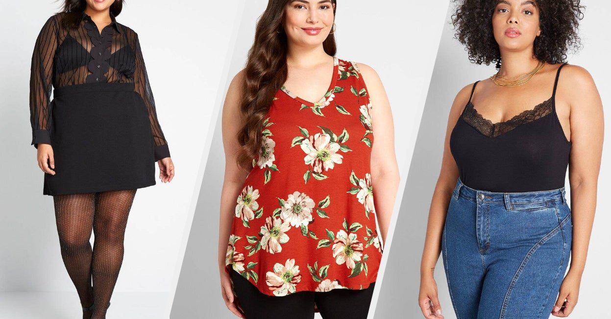 18 Plus-Size Clothing Items You'll Want In Your Wardrobe ASAP thumbnail