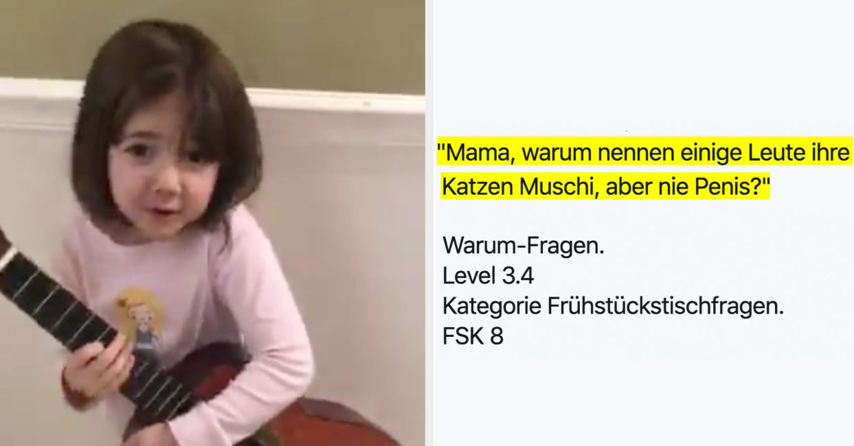 29 lustige Tweets, die beweisen, dass es mit Kindern nie langweilig wird