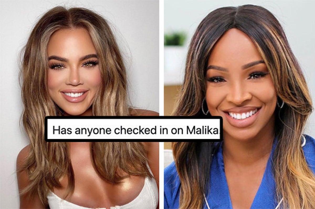 Khloe Kardashian Looks Like Malika Now People Say