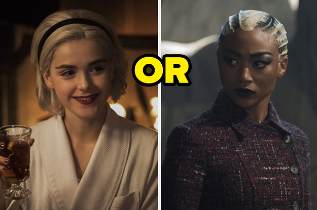 "It's Time To Find Out If You're Sabrina Or Prudence From ""The Chilling Adventures Of Sabrina"""
