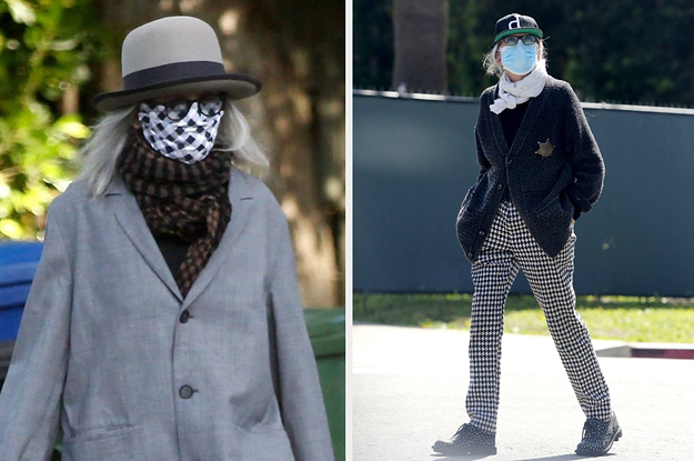 Photo of Diane Keaton Is Truly Werking Her Quarantine Outfits 'Cause She's Diane Keaton – Best Chili Recipe