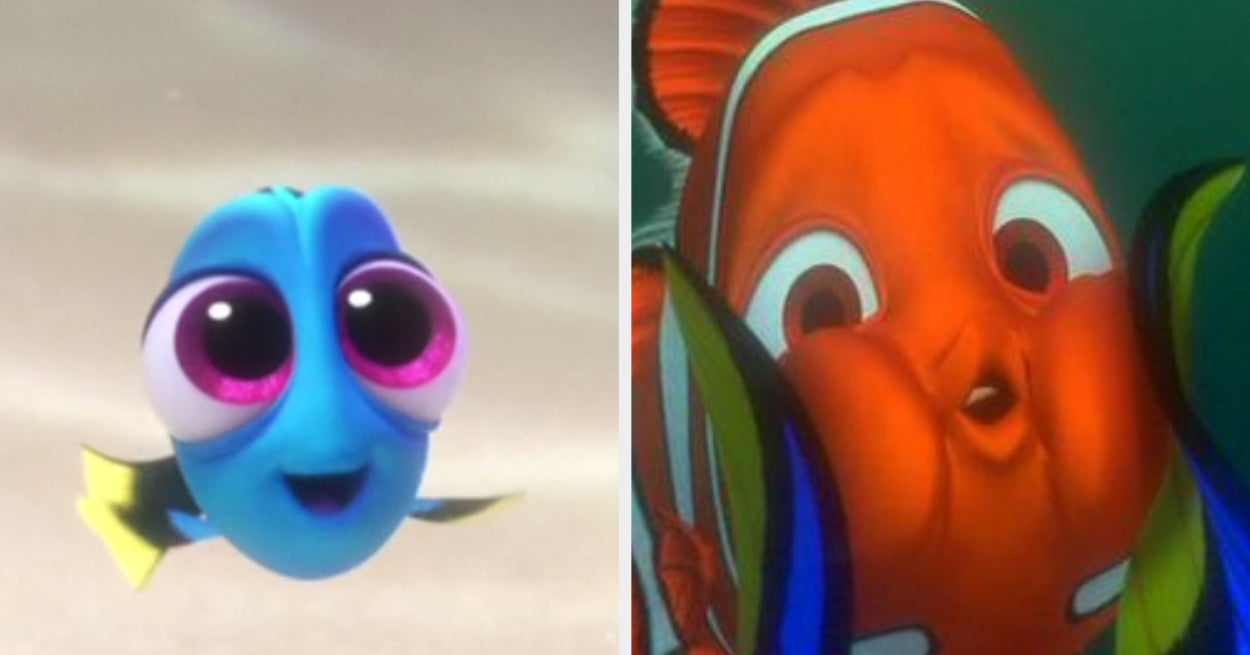 "I Bet You Can't Correctly Identify Whether These Random Screenshots Are From ""Finding Nemo"" Or ""Finding Dory"" thumbnail"