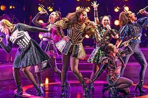 Six queens singing