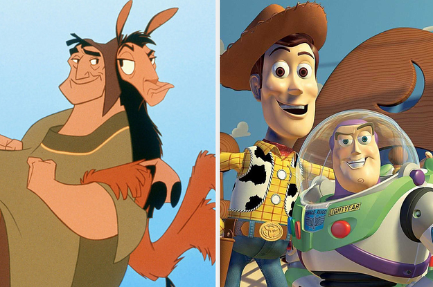 If You've Seen 130/143 Of These Movies, You Love Animation