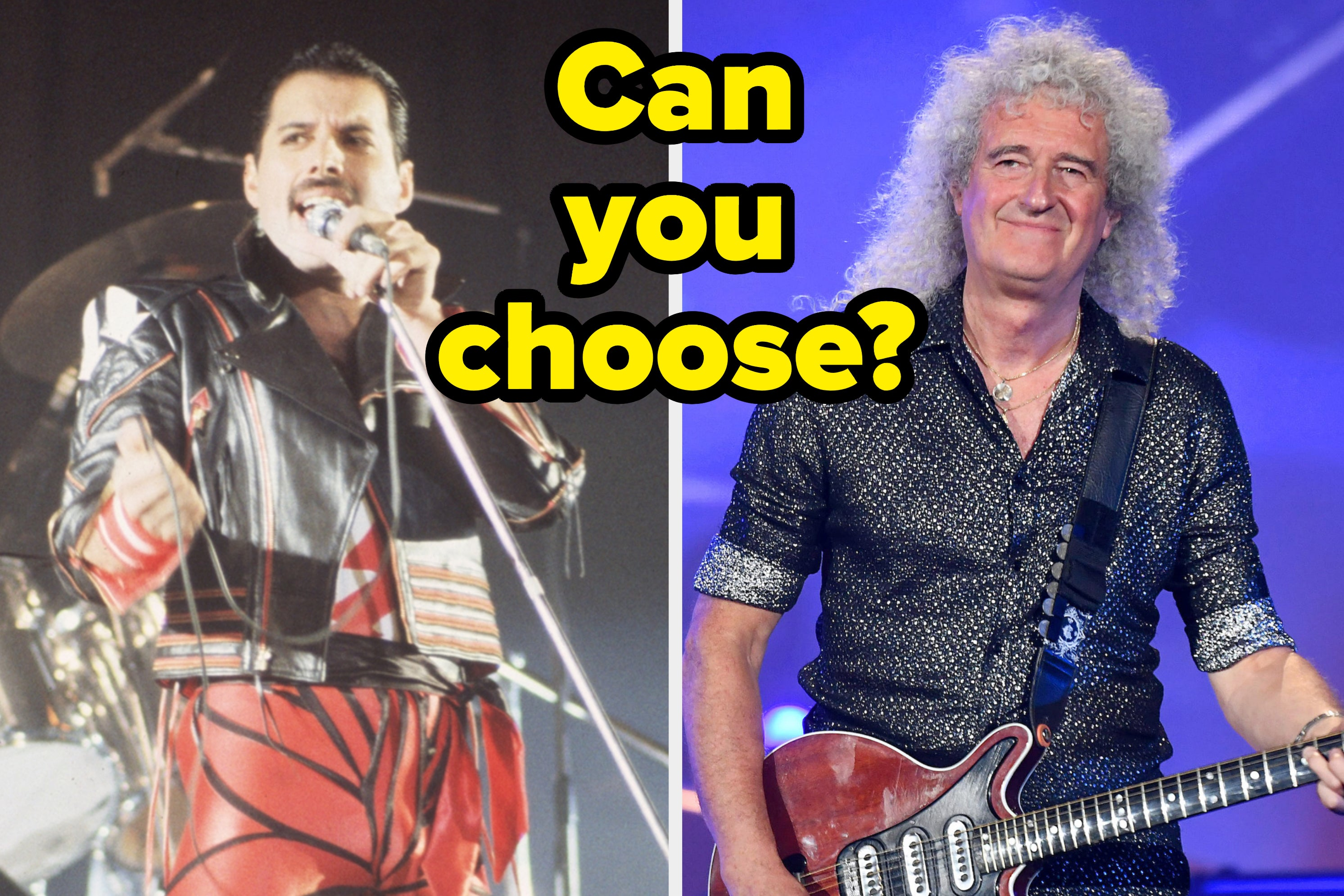 If You Could Only Pick One Member From Each Of These Famous Bands, Would You Choose The Same As Everyone Else?