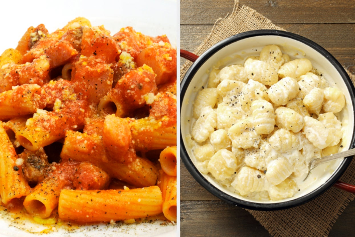 Judge 20 Pasta Types And We'll List 3 Of Your Best Personality Traits