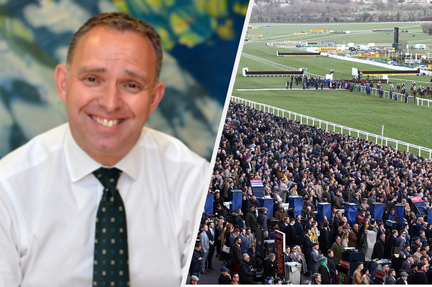 This Top UK Official Attended A Massive Horse-Racing Festival Right As The Pandemic Was Exploding