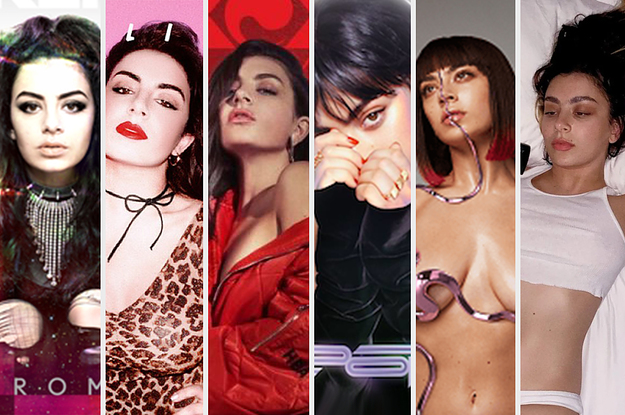 Everyone Has A Charli XCX Album That Matches Their Personality – Here's Your