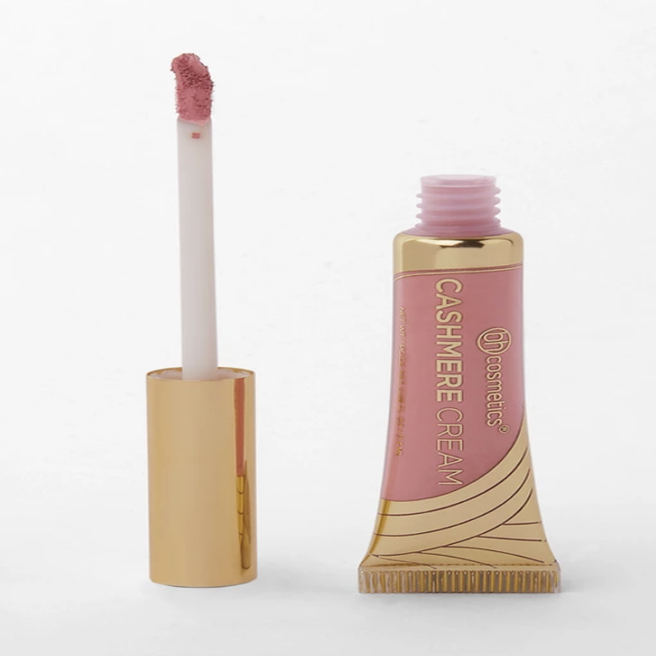 """A tube of """"Thirsty"""" pink with the lip applicator"""
