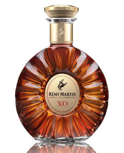 The bottle of Rémy Martin XO Excellence