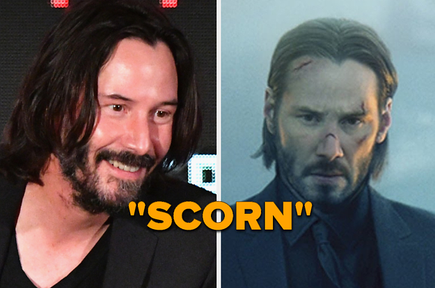 John Wick Is Called That Because Keanu Reeves Kept Getting The Name Wrong