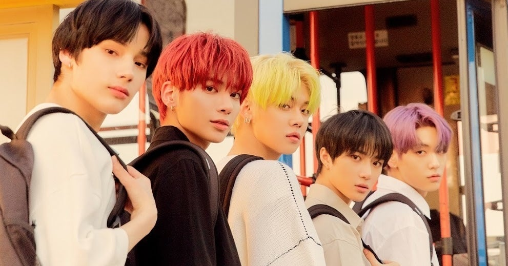 "TXT Talk ""The Dream Chapter: Eternity"", Their Monumental Debut Year, And Solving Conflicts As A Team thumbnail"