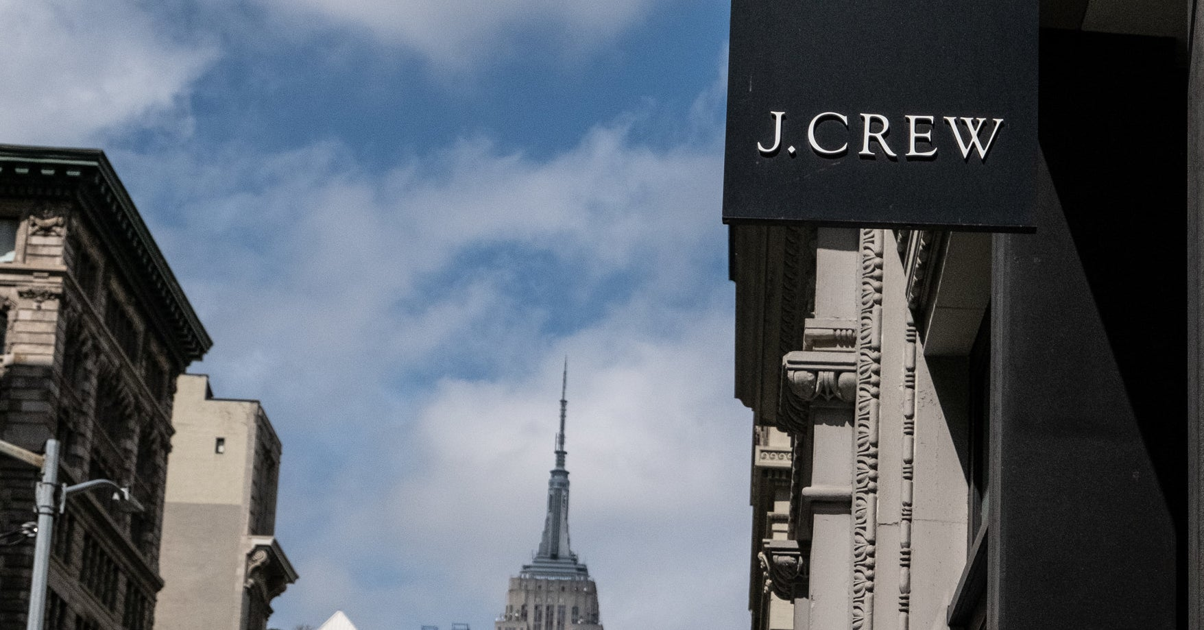 J.Crew Has Filed For Bankruptcy During The Coronavirus Lockdowns