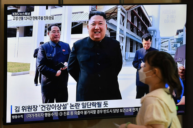 Kim Jong Un Came Back And Some People Are Sorry For Saying He Was Really Ill