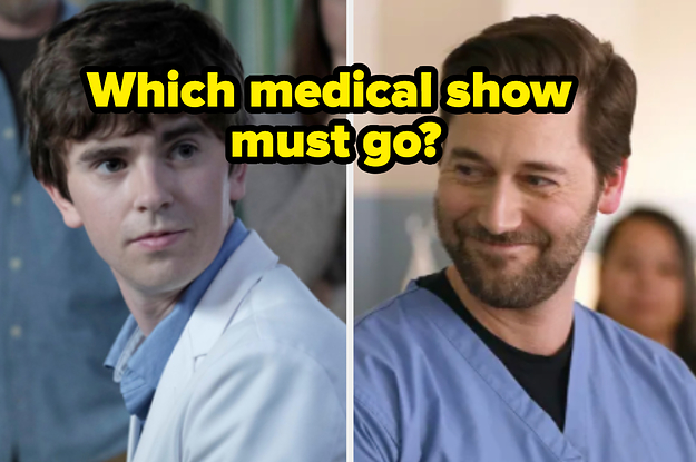 Which Most Talked About TV Shows Should Actually Be Eliminated?