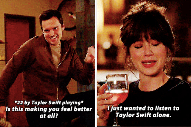 """18 Examples Of How Jess And Nick From """"New Girl"""" Had The Best Slow Burn Relationship In TV History"""