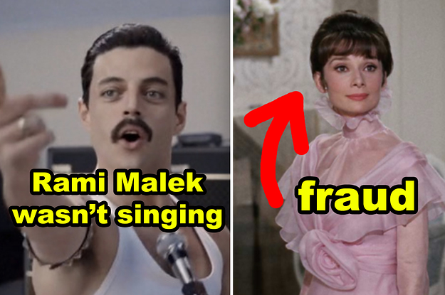 15 Famous Actors Who Weren't Really Singing In Movies, But You 100% Thought They Did