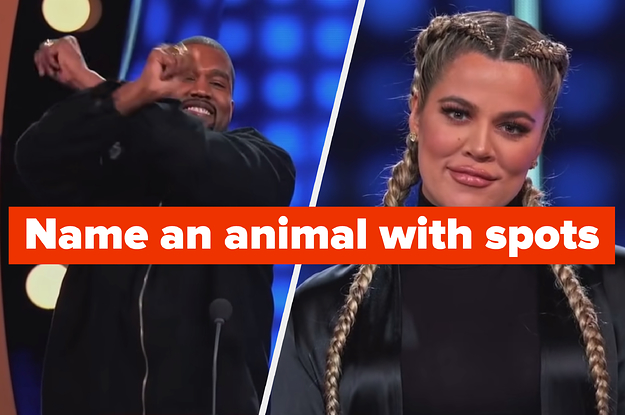 """Can You Guess More """"Family Feud"""" Top Answers Than The Kardashian And West Families?"""